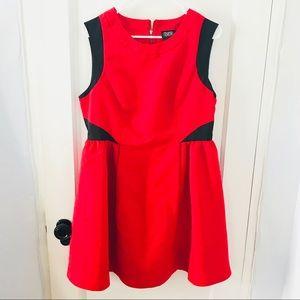 EUC - Prabal Gurung for Target  - Red Dress